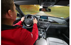 BMW Alpina D3 Touring, Cockpit