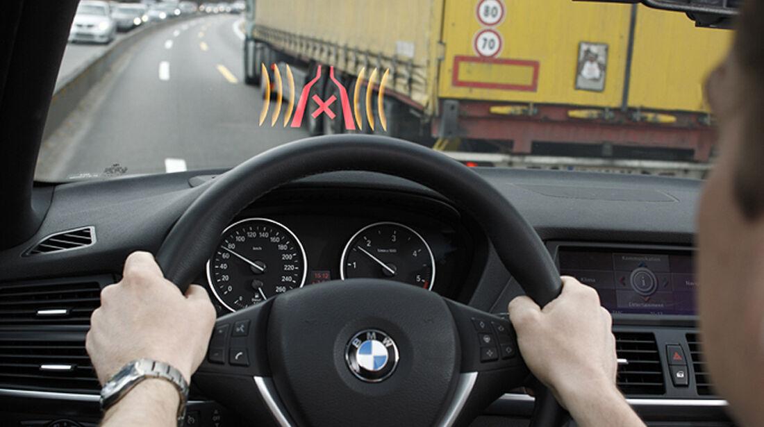 BMW Assistenzsystem