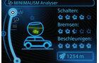BMW Assistenzsysteme, Fahrstilanalyse