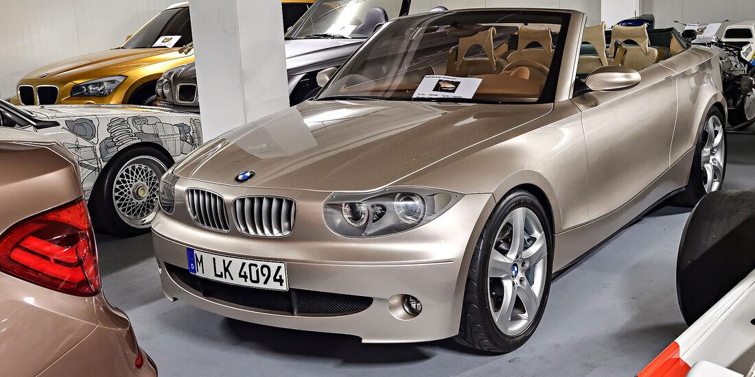 BMW CS 01 1er Cabrio Studie
