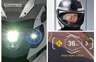 BMW ConnectedRide, CES 2016, Laserlicht Motorrad