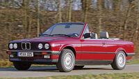 BMW Dreier Cabrio, Seitenansicht