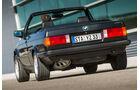 BMW Dreier E30 Cabrio, Heckansicht
