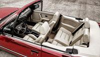 BMW Dreier E30 Cabriolet, Interieur, Sitze