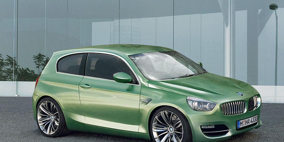 BMW E-City-Car