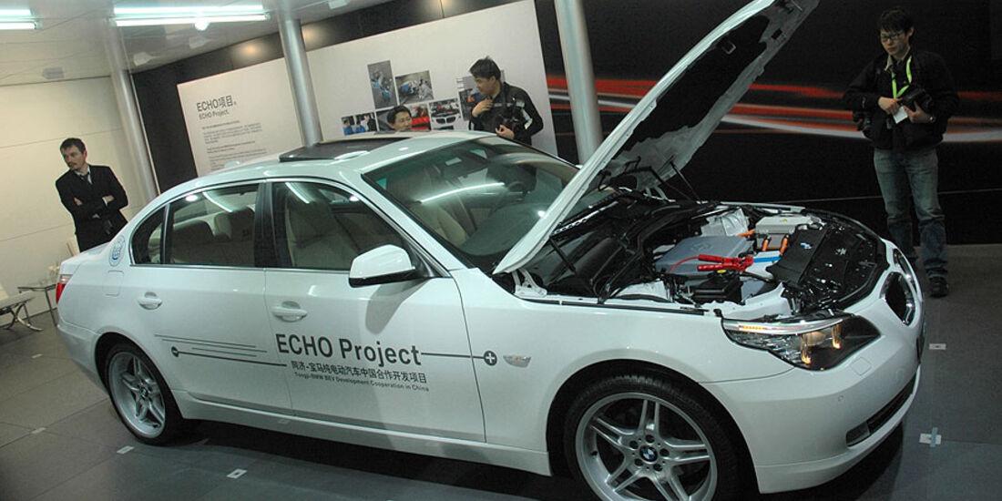 BMW Echo-Project auf der Auto China 2010