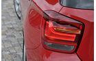 BMW Einser, Bremslicht, Rücklicht