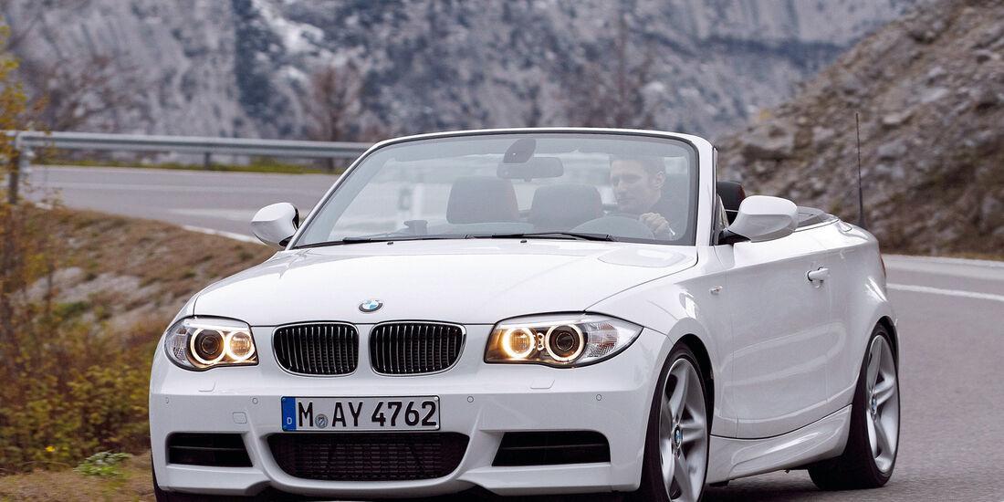 BMW Einser Cabrio