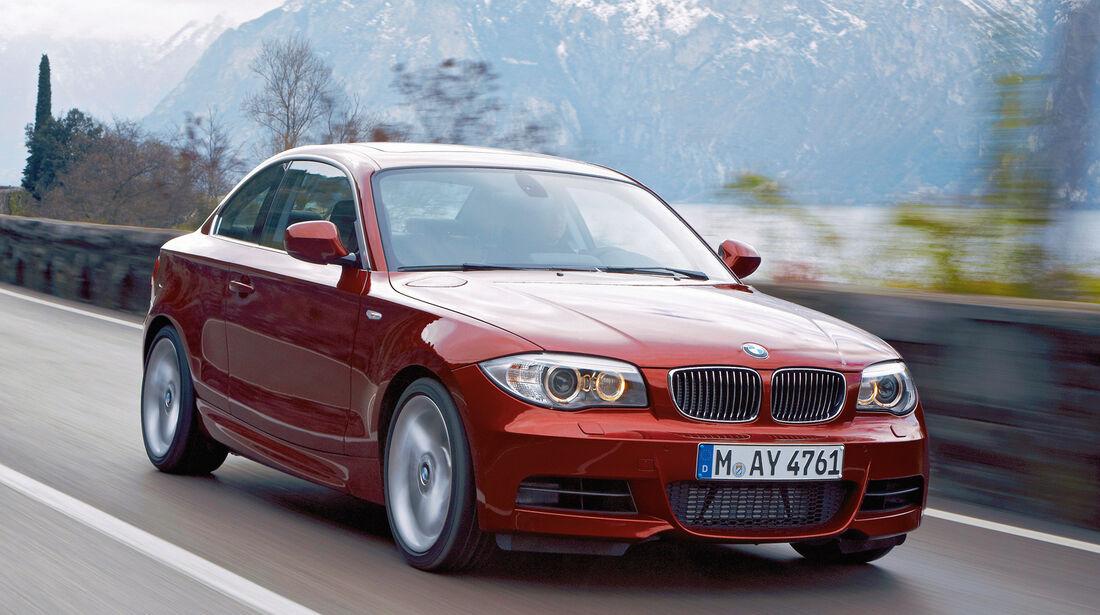 BMW Einser Coupé