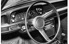 BMW Elektroautos, Ökoautos, BMW 1602 Elektro E7, Cockpit