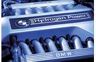BMW Elektroautos, Ökoautos, BMW 750hL, Wasserstoff, Motor