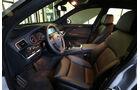 BMW Fünfer GT, Fahrersitz, Cockpit