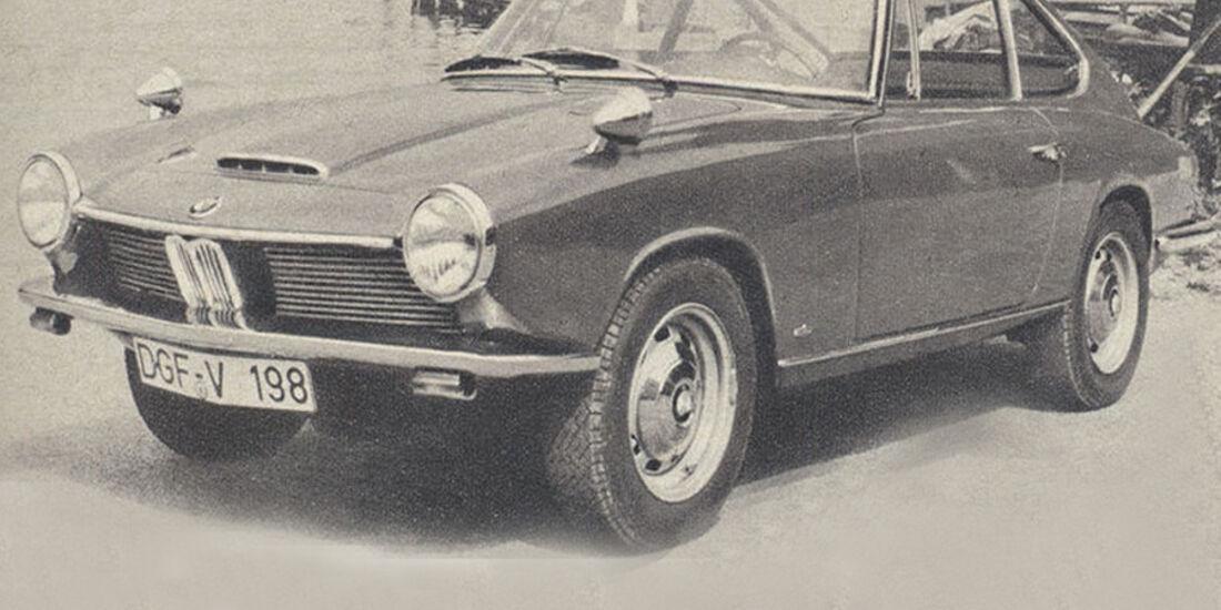 BMW, GT, 1600, IAA 1967