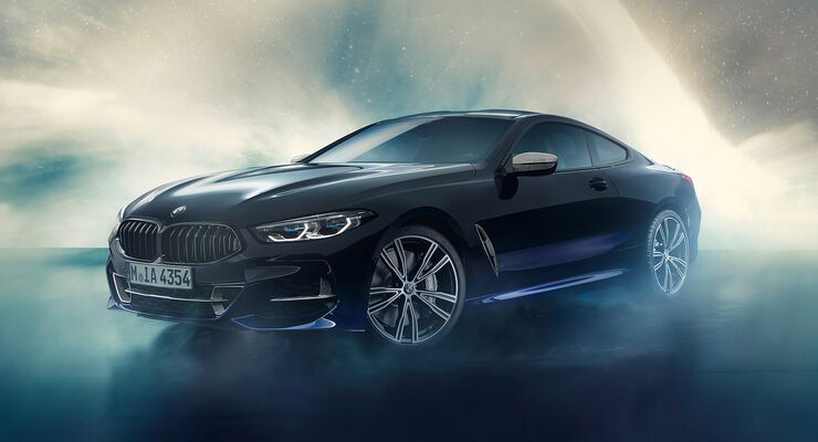 BMW Individual M850i xDrive Coupé Night Sky