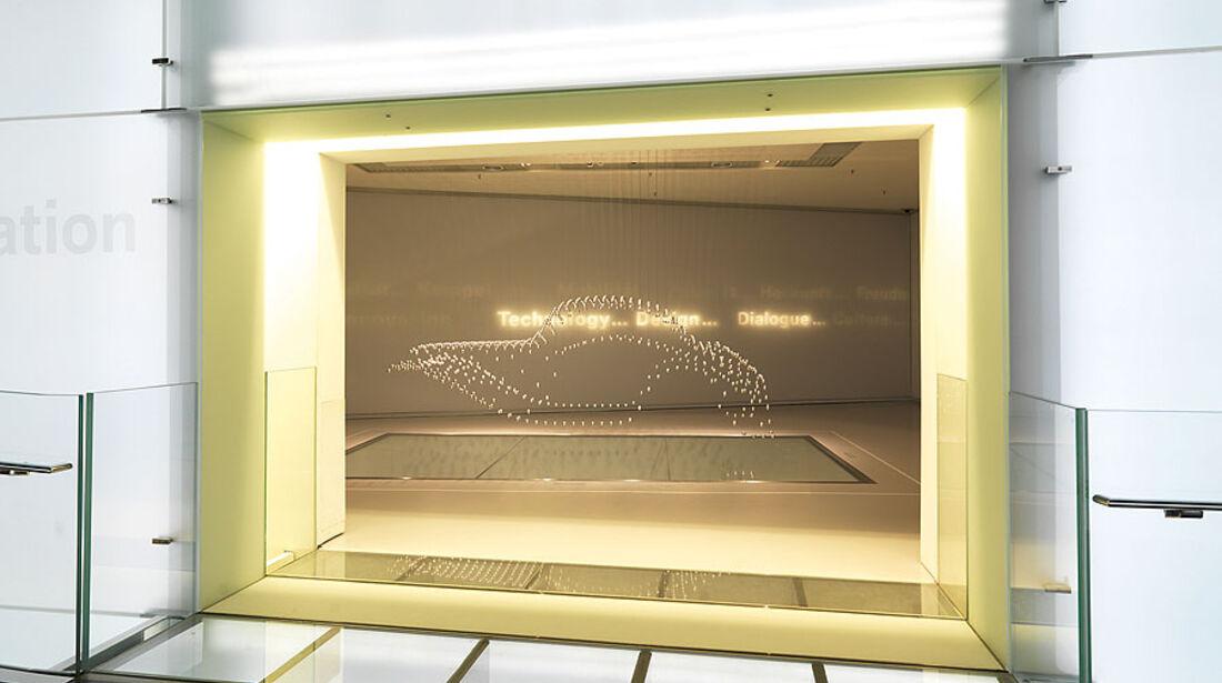 BMW Kinetische Skulptur
