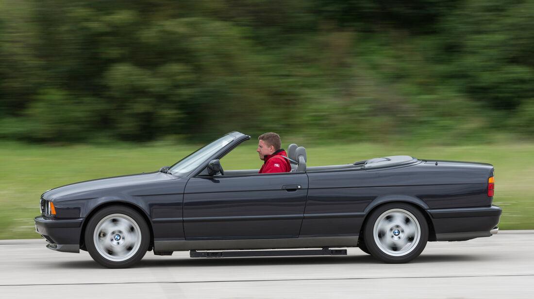 BMW M-Cabrio, M5