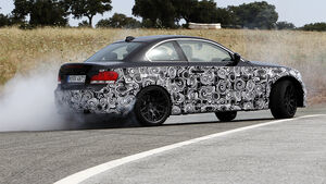 BMW M-Coupé, Drift