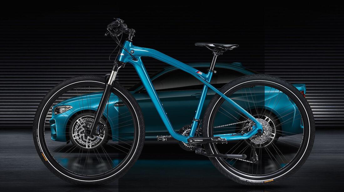 BMW M Cruise Bike