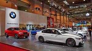 BMW M Percormance Parts, BMW M4, BMW X4, Essen Motor Show 2014
