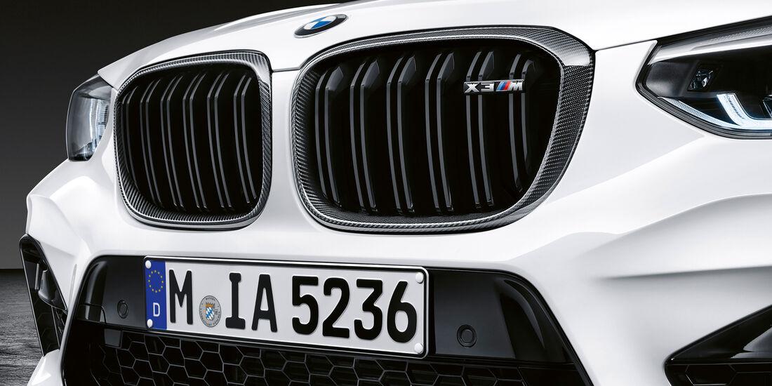 BMW M Performance Parts X3 M und X4 M
