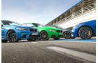 BMW M - Sportwagen - Performance-Analyse