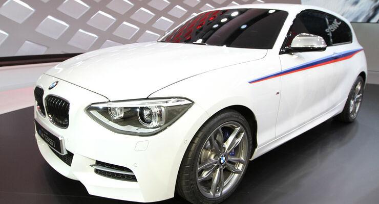 BMW M135i Dreitürer Concept 2012: Ausblick auf den neuen Top-1er ...