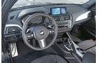 BMW M135i x-Drive, Cockpit
