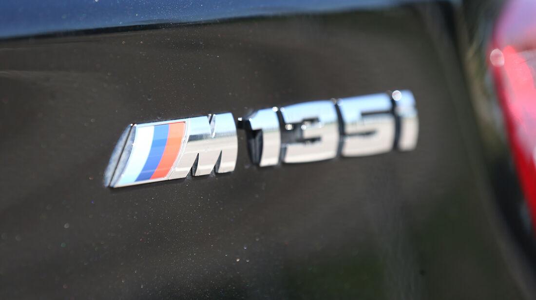 BMW M135i xDrive, Typenbezeichnung