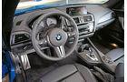 BMW M2, Cockpit