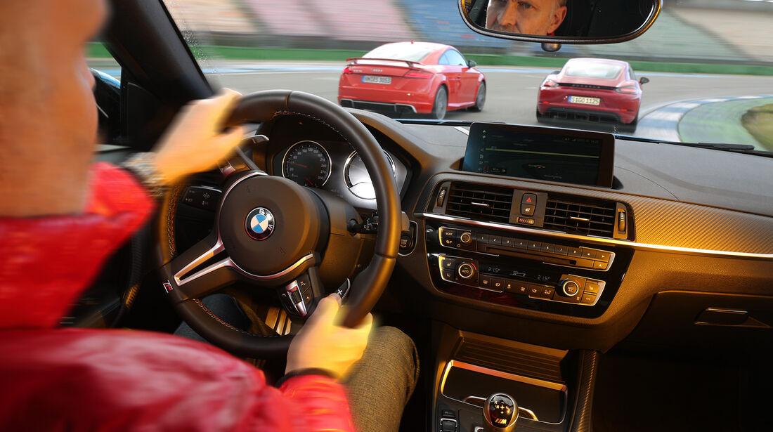BMW M2 Coupé DKG, Interieur