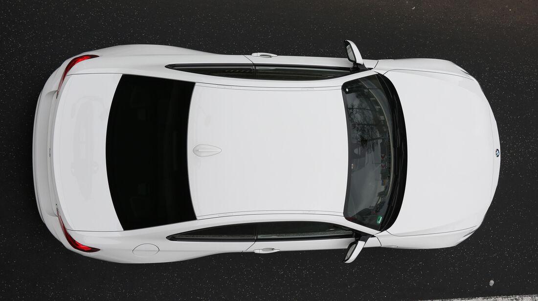 BMW M2 Coupé, Draufsicht