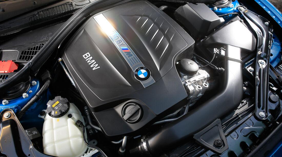 BMW M2, Motor