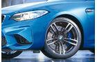 BMW M2, Rad, Felge
