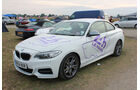 BMW M235i - Fan-Autos - 24h-Rennen Le Mans 2015
