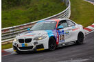 BMW M235i Racing - Bonk Motorsport - Startnummer: #312 - Bewerber/Fahrer: Ryu Seya, Yosuke ShimoJima, Guy Stewart, Jürgen Meyer - Klasse: Cup 5