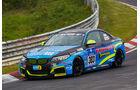 BMW M235i Racing - Team Scheid-Honert Motorsport - Startnummer: #303 - Bewerber/Fahrer: Michael Schrey, Max Partl, Uwe Ebertz, Jörg Weidinger - Klasse: Cup 5