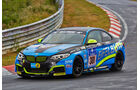 BMW M235i Racing - Team Scheid-Partl Motorsport - Startnummer: #301 - Bewerber/Fahrer: Max Partl, Jörg Weidinger, Michael Rebhan - Klasse: Cup 2