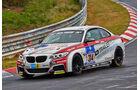 BMW M235i Racing - Team Securtal Sorg Rennsport - Startnummer: #314 - Bewerber/Fahrer: Friedhelm Mihm, Heiko Eichenberg, René Steurer, Thomas Jäger - Klasse: Cup 2
