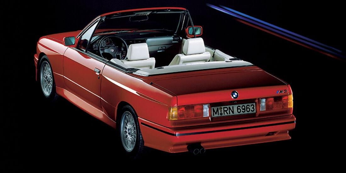 BMW M3 Cabrio, E30