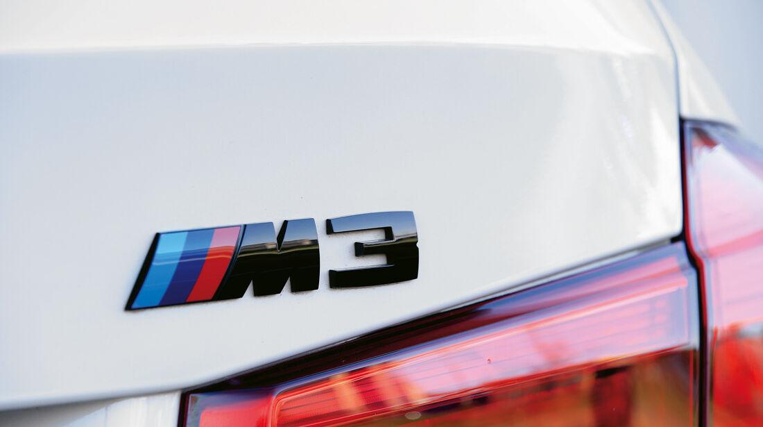 BMW M3 Competition, Typenbezeichnung