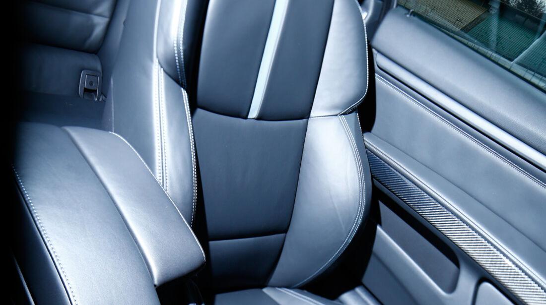 BMW M3 Coupé  E92, Fahrersitz