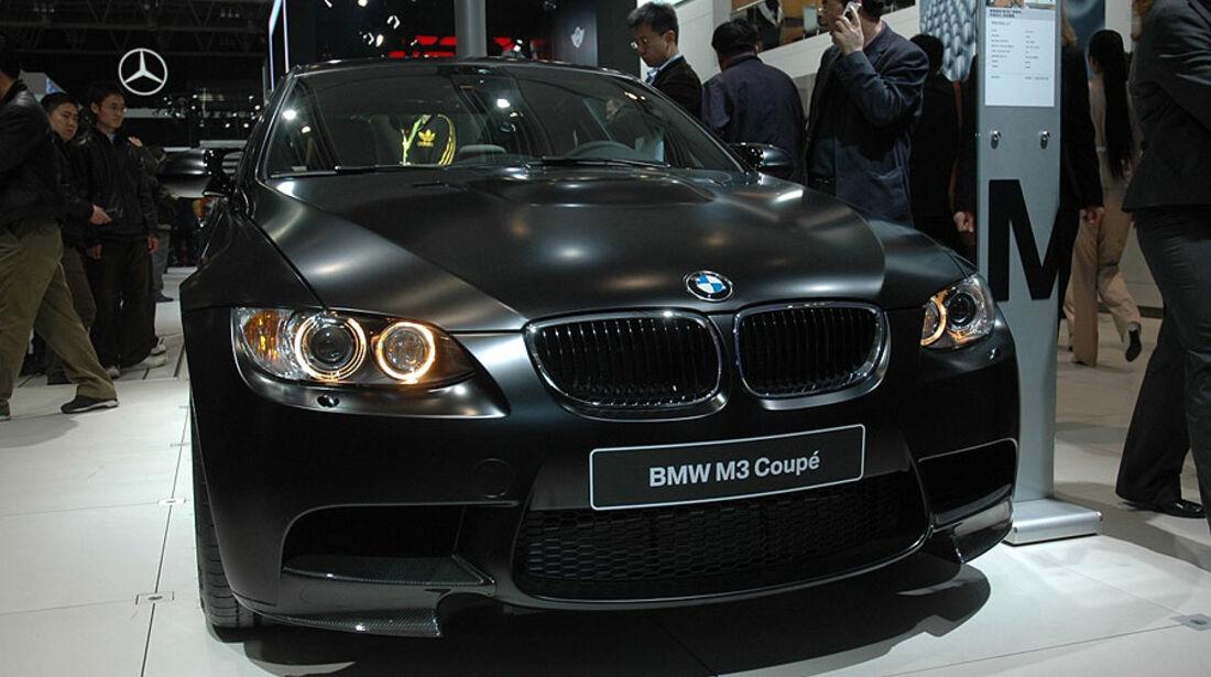 BMW M3 Coupé auf der Auto China 2010