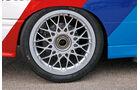 BMW M3 DTM, Rad, Felge