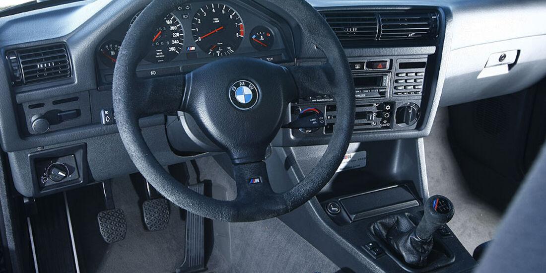 BMW M3 E36,Cockpit