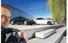 BMW M3 (E92) - Porsche 911 Carrera S (997) - Heftvorschau sport auto 6/2016