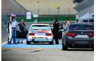 BMW M3 F80, BMW M3 E30 DTM, Heckansicht