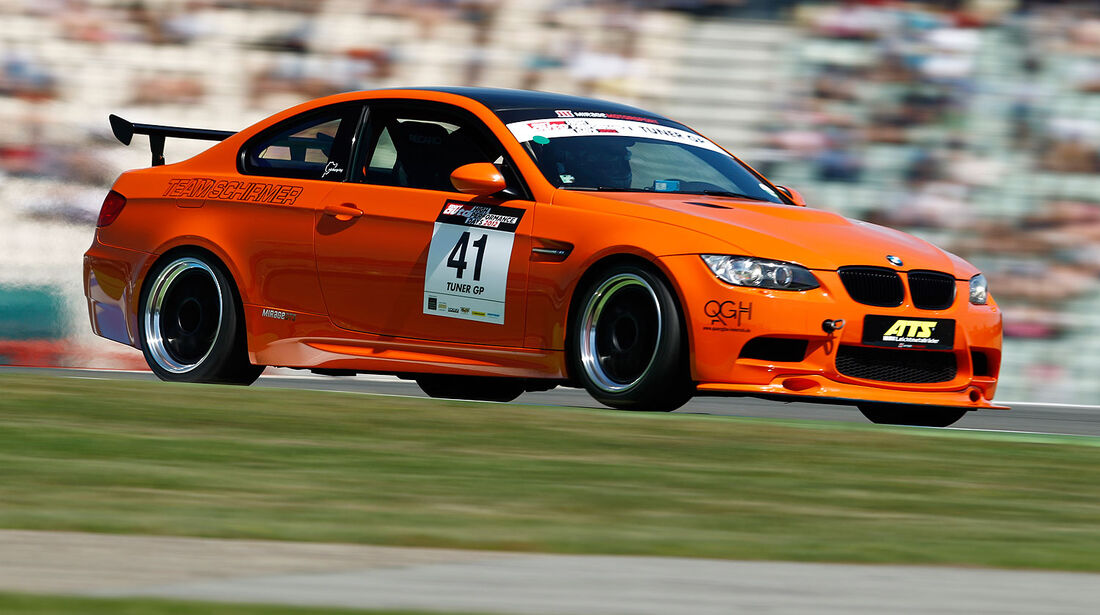 BMW M3 GTS, TunerGP 2012, High Performance Days 2012, Hockenheimring