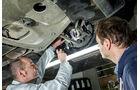 BMW M3, Unterboden
