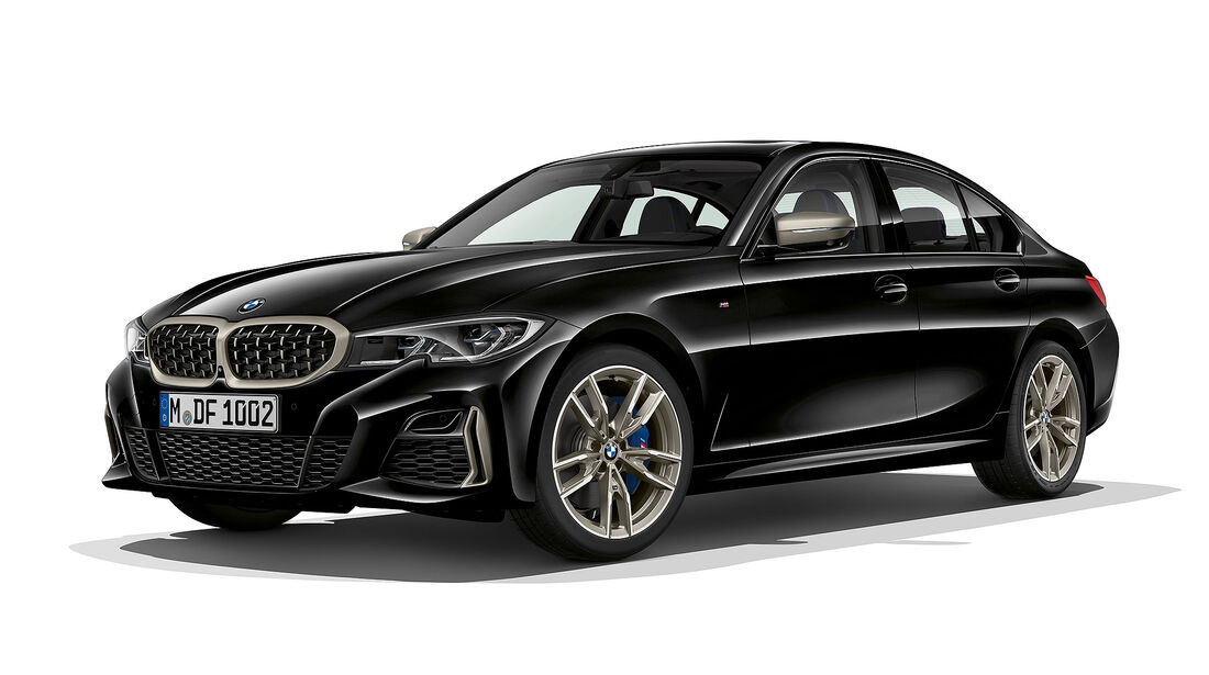 BMW M340i Modellpflege Sommer 2019