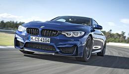 BMW M4 CS, Einzeltest, Exterieur